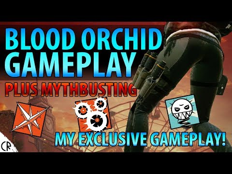 Xxx Mp4 Blood Orchid DLC Gameplay Mythbusting Ela Ying Lesion Rainbow Six Siege R6 3gp Sex
