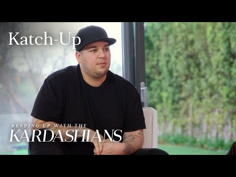 Keeping Up With the Kardashians Katch Up S13 EP.7 E