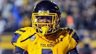 Kareem Hunt || 2016 Toledo Highlights