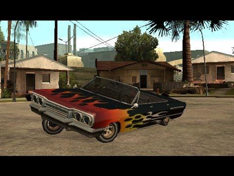 Trucos para GTA San Andreas PS2 Todos Sirven