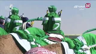 """سباق الهجن المسائي """" جائزة الملك عبدالعزيز """" 1439/5/12هـ"""