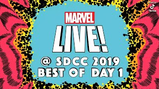 Best of Marvel @ SDCC 2019 Day 1