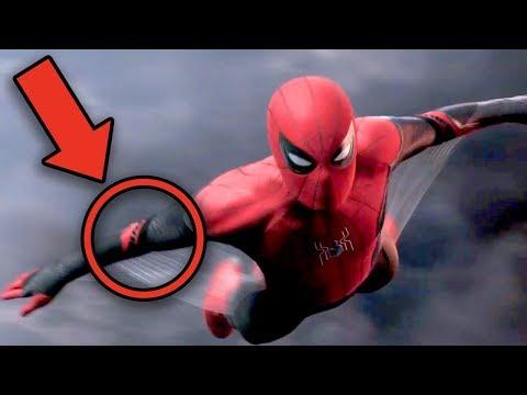 SPIDERMAN FAR FROM HOME Trailer Breakdown MYSTERIO Explained