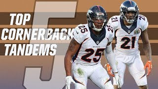 Top 5 Most Talented Cornerback Tandems of All Time | Total Access | NFL