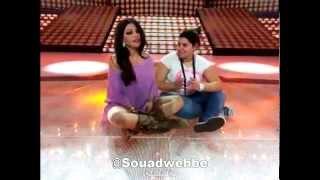 Haifa wehbe in star academy Arabia @HaifaWehbe