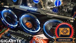 Testes Gigabyte GTX 980 Xtreme Gaming 14 GAMES 1080p/1440p + Consumo + Temperatura + OC GURU II...