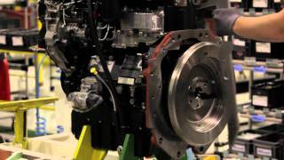 Engine & Transmission Assembly - Massey Ferguson Manufacturing Facility, Beauvais, France