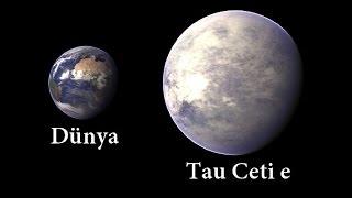 Yaşanabilir Olduğu Düşünülen 4 Gezegen