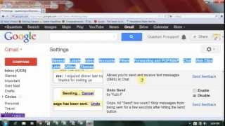 Free SMS from Gmail! Yes it is true