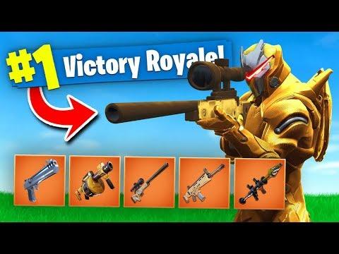 FORTNITE BUT EVERYTHING IS GOLD Fortnite Battle Royale Solid Gold V2