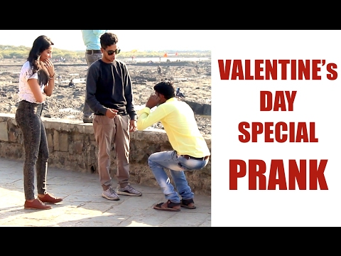 Girlfriend CAUGHT CHEATING Boyfriend Prank | VALENTINES DAY SPECIAL ( Pranks in India )