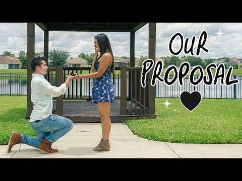 OUR PROPOSAL Our 6 Year Love Story Natalie & Dennis