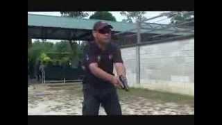 Latihan Asas Menembak
