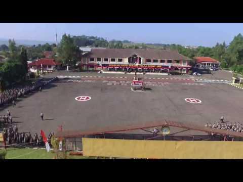 SPN LIDO upacara pembukaan pembentukan Brigadir Th 2016 oleh Kapolda Metro Jaya