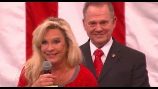 'One Of Our Attorneys Is A Jew' - Roy Moore's Wife