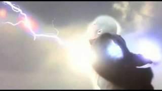 Powder Final. We are all pure energy... Todos somos pura energía...