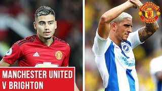 """Man Utd v Brighton Preview 