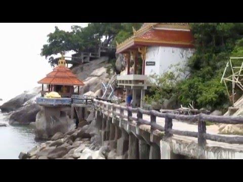 Wat Khao Tao Hua Hin Thailand
