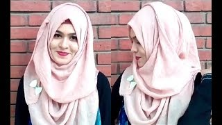 NO LAYER TOO MUCH EASY Beauty Hijab Style For School / Collage / University Class || MUNA