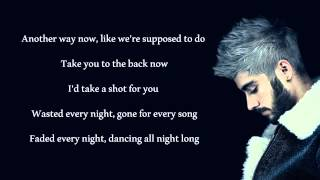 ZAYN - dRuNk (Lyrics)