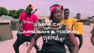 CLAIRE BAHI ft TOOFAN - J'AIME CA - Chorégraphie by BORN TO SHINE