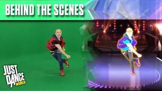 Just Dance Side By Side Comparison | Moves Like Jagger - Maroon 5 | Behind the Scenes