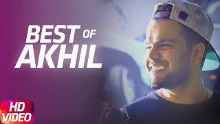 Best Of Akhil | Video Jukebox | Punjabi Best Song Collection | Speed Records
