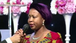 NOVEMBER 2017 ANOINTING SERVICE (12/11/2017)