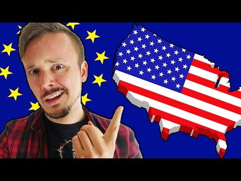 15 American Things Europeans Find Weird Get Germanized
