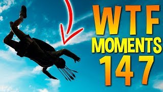PUBG WTF Funny Moments Highlights Ep 147 (playerunknown
