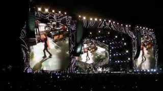 Rolling Stones Live Roma 2014 - Satisfaction