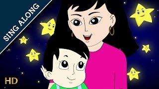 Twinkle Twinkle Little Star (HD) Sing Along Nursery Rhyme | Nursery Rhymes For Kids | Shemaroo Kids