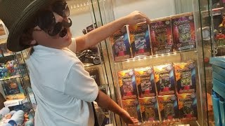 CARL OPENS MYSTERY POWER BOXES!!! Vintage Pack Pull?! Find Out!! Box Vs. Box Battle! Crazy Pull!!