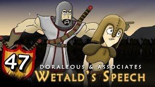 D&A 47 Wetald's Speech - Doraleous & Associates