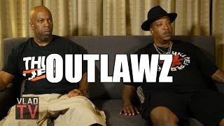 Outlawz on Being Ready to Die After 2Pac Death, Everyone Riding with Guns
