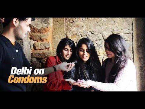 Delhi Shocking Reaction On CONDOM | PRANK |