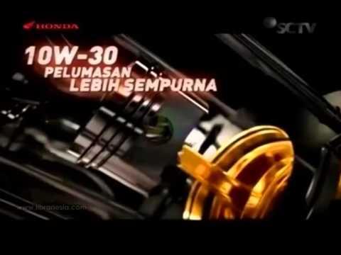 Iklan AHM Oil  - Oli Asli Motor Honda Versi Daniel Mananta