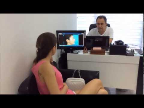 Estetik Burun Antalya,Op.Dr.Hadi Nural,Mediface Tıp Merkezi