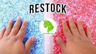 Slime Shop Restock!!! May 25, 2018 - @UniicornSlimeShop 💦
