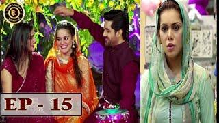 Sun yaara - Episode 15 - 10th April 2017 Junaid Khan & Hira Mani - Top Pakistani Dramas