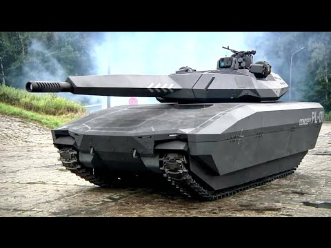 Future technology Invisible tank real Iron Man combat suit and floating cities compilation