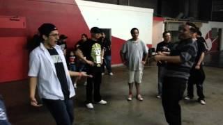 Mi Tierra 2 (El Paso TX): Popping :: Kandid & RawkOne