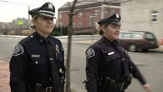 Mother, Daughter Share Experiences on Camden Police Force