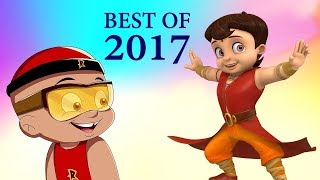 Collection of Best Kids Songs 2017 | Super Bheem & Mighty Raju