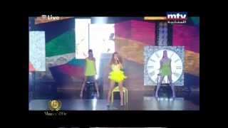 Myriam Fares -Min Oyouni- Murex awards 2012 HD