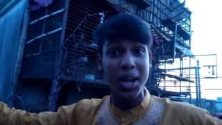 2 batpar .. Bangla funny video ..ajaira TV