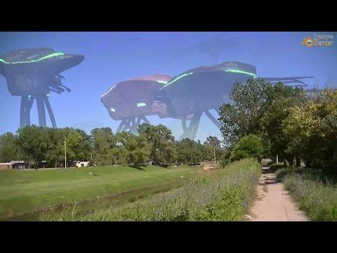 Cómo sería una invasión alienígena II Aliens invaders
