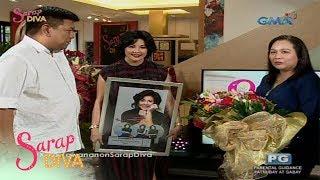 Sarap Diva: Regine Velasquez, nakatanggap ng Certified Platinum Award
