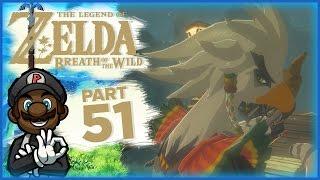 "The Legend of Zelda: Breath of the Wild - Part 51 | ""FIGHT THE DIVINE BEAST!"" GAMEPLAY WALKTHROUGH"