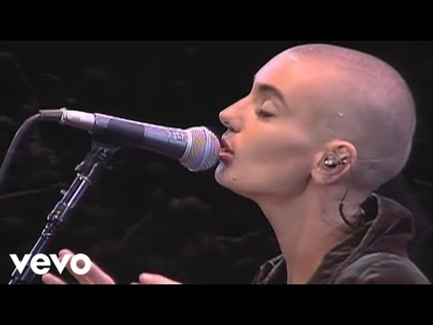 Sinead O Connor Nothing Compares 2 U Live